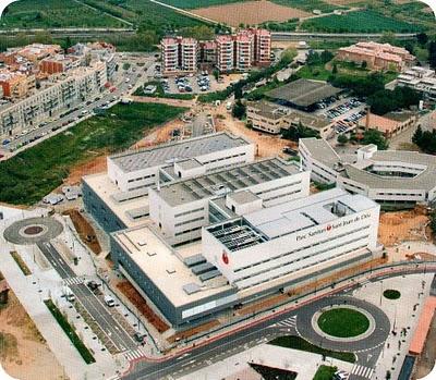 hospital comarcal del vendrell: