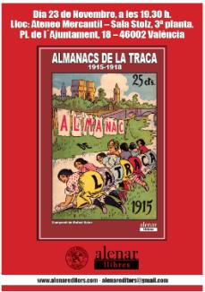 ALMANACS DE LA TRACA