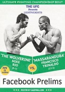 UFC on FX 8 Facebook Prelims (2013)