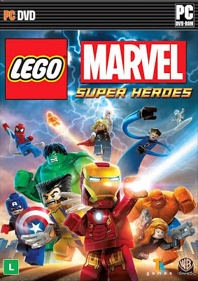 Torrent Super Compactado LEGO Marvel Super Heroes PC