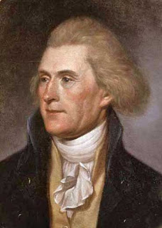 Thomas Jefferson - One of the world's greatest defenders of liberty.