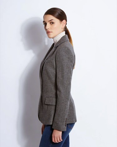 good colour jacket for anyone with scalp psoriasis