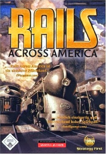 Rails Across America Game