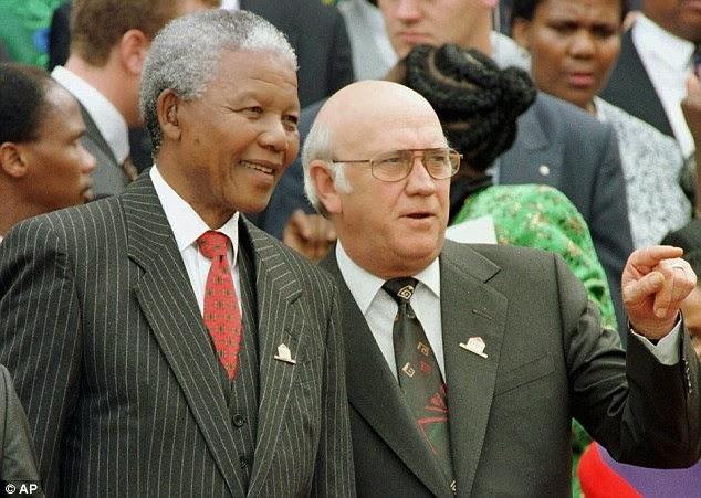 Ir a la autobiografía de Mandela el Largo Camino Hacia la Libertad