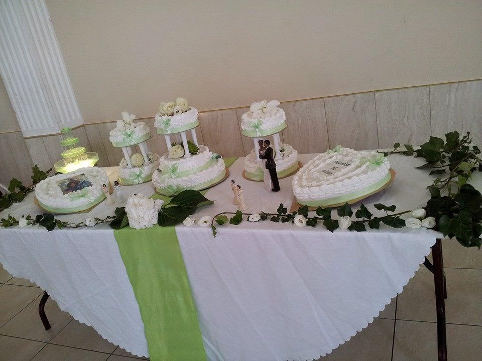 La Pâtisserie de Brunette: GÂTEAU HAÏTIEN (Mariage)