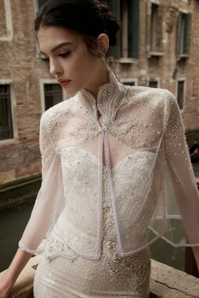Inbal Dror Wedding Dresses 2015 Venice Collection
