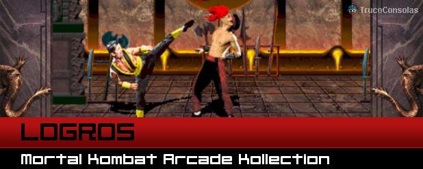 Logros Mortal Kombat Arcade Kollection XBox 360