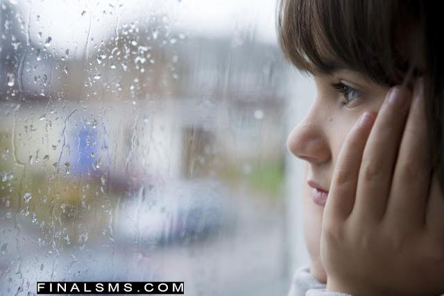 sad boy in rain quotes