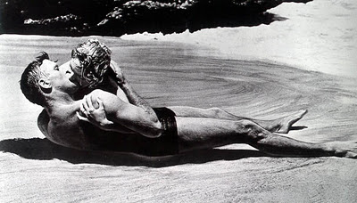 from here to eternity kissing scene