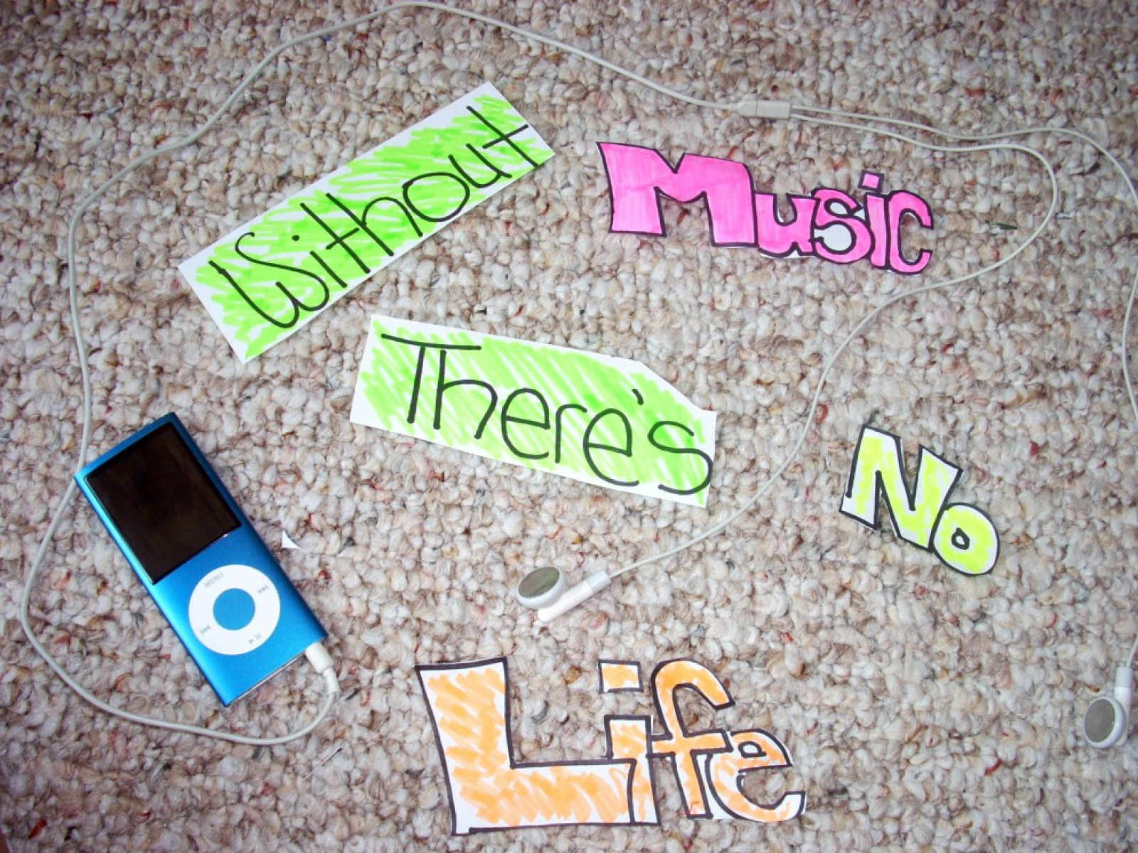 Without music there is no life hd desktop wallpaper rewallpaper - Music is life hd ...