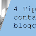 4 Tips to contact a blogger