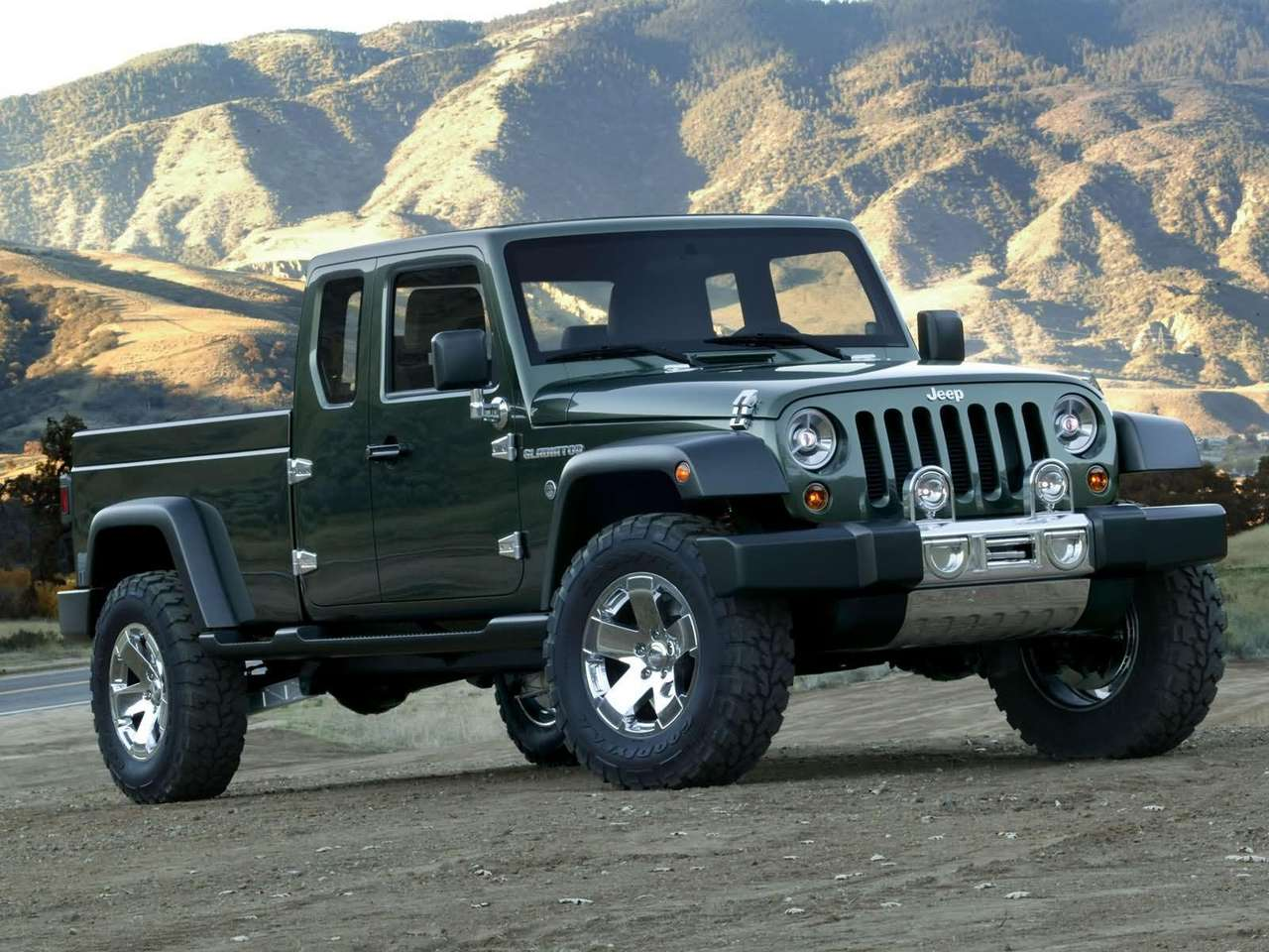 2012 jeep gladiator