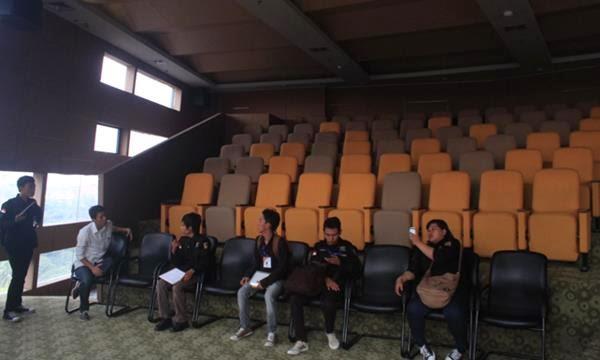 Auditorium UI