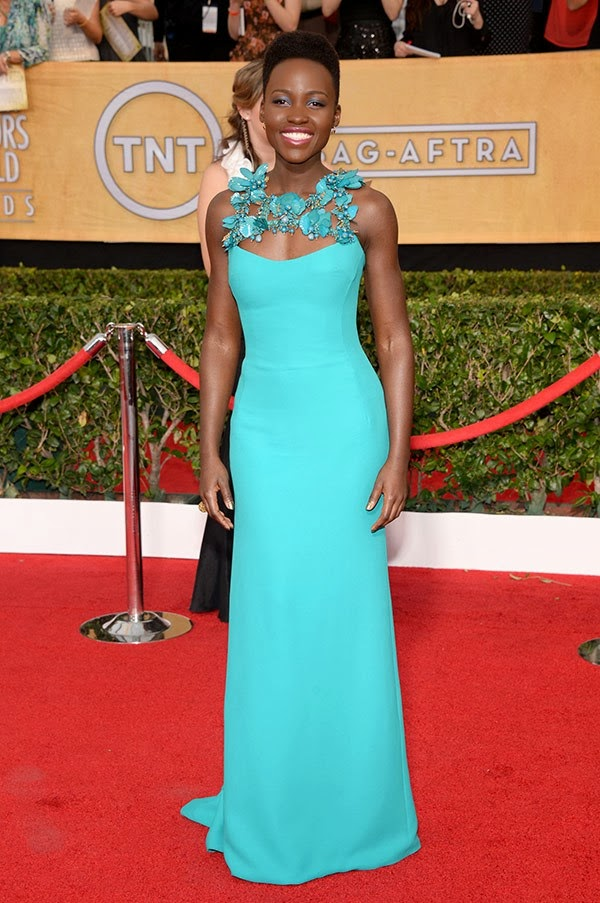 Lupita Nyongo sag awards 2014