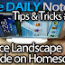 Samsung Galaxy Note 2 Tips & Tricks (Episode 15: Force landscape mode on home screen/lock screen)