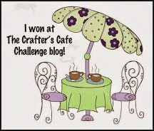 Crafter's Cafe Winner