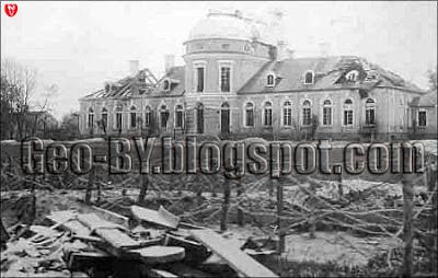 Фото 1917 года усадьбы Хребтовичей