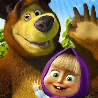 Маша и медведь фотография 9 на 12