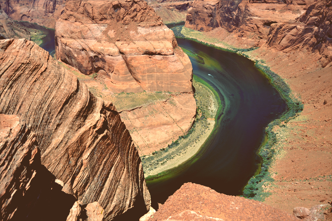 The Flying Clubhouse: Horseshoe Bend