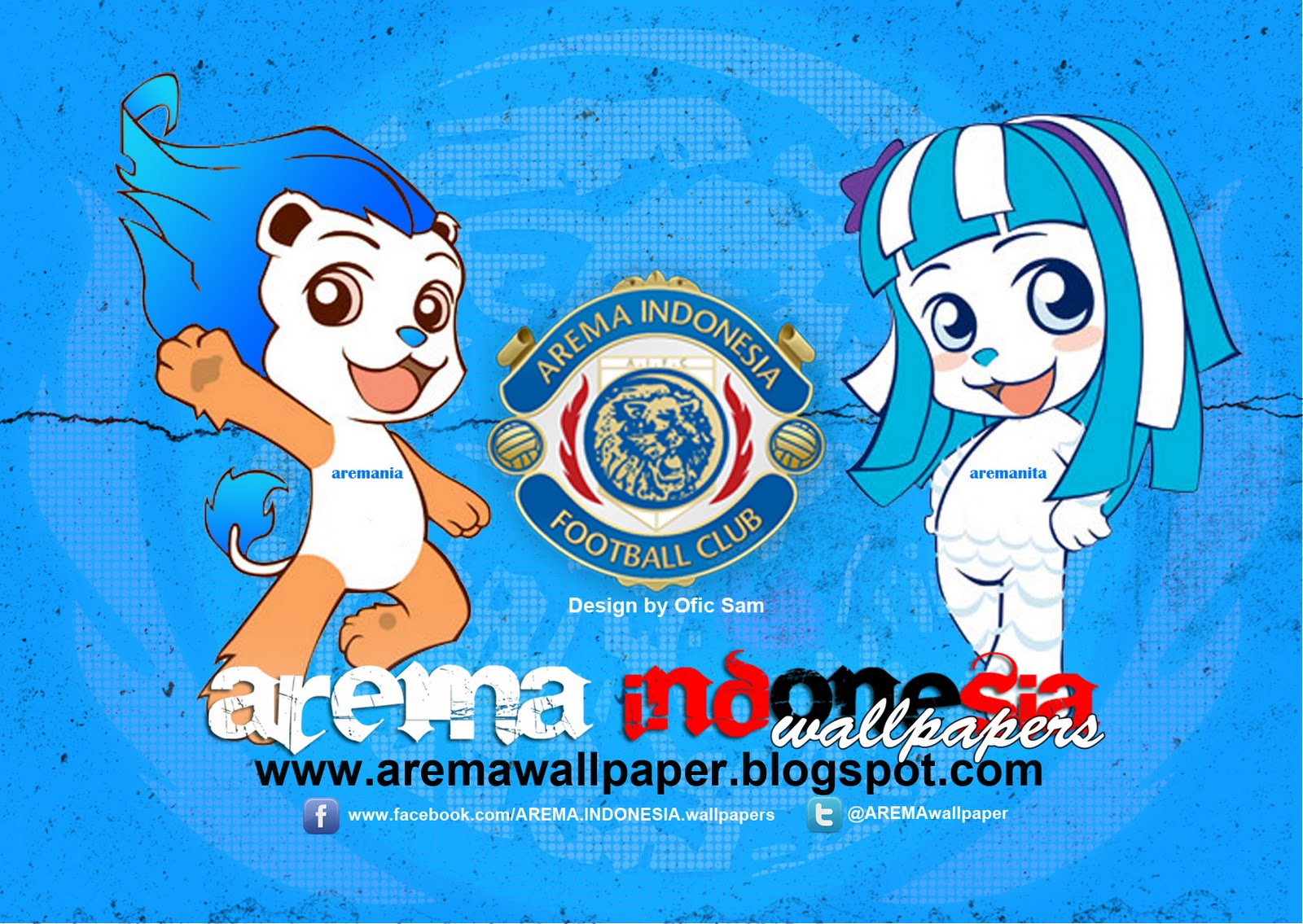 MASKOT AREMA INDONESIA wallpapers