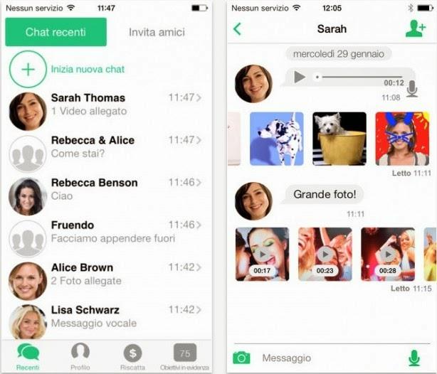 Smug Messenger App