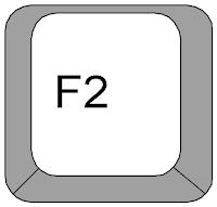 f2 key