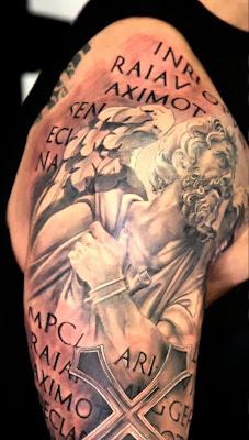 Fans de rafa mora el tatuaje un arte que seduce for Marmol significado