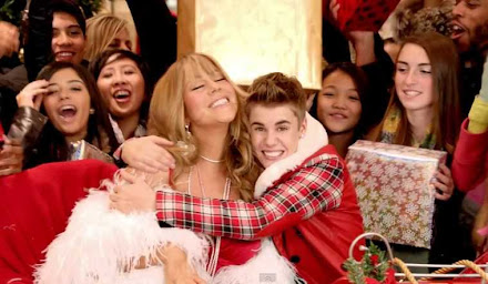 [NEW VIDEO] Justin Bieber All I Want For Christmas Is You (ft. Mariah Carey)!