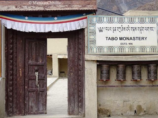 Tabo Monastery, Himachal Pradesh