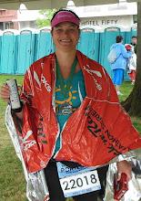 Portland Rock N Roll Half Marathon, 2012
