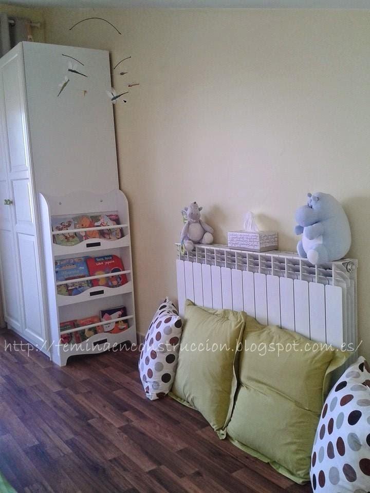 Fémina en construcción: habitación infantil (inspirada en ...