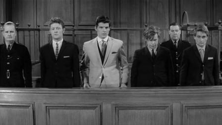 What Follows Is A Neat And Effective Mix Of Courtroom Drama And Kitchen  Sink Realism, With The Trial Scenes Intercut With Flashbacks Showing The  Events Of ...