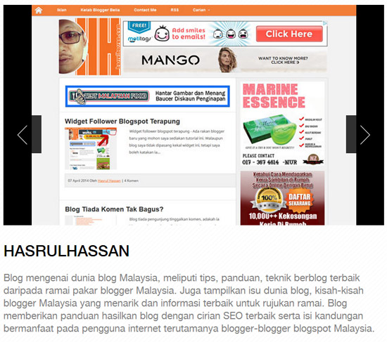 Calon DiGi WWWOW 2014 Karya Digital