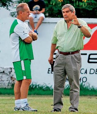 Oriente Petrolero - Carlos Ramacciotti, Miguel Angel Choco Antelo - Opinión de Manuel Vargas - Club Oriente Petrolero