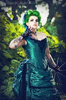 Green_Black_Gothic_Steampunk_Victorian_Gown