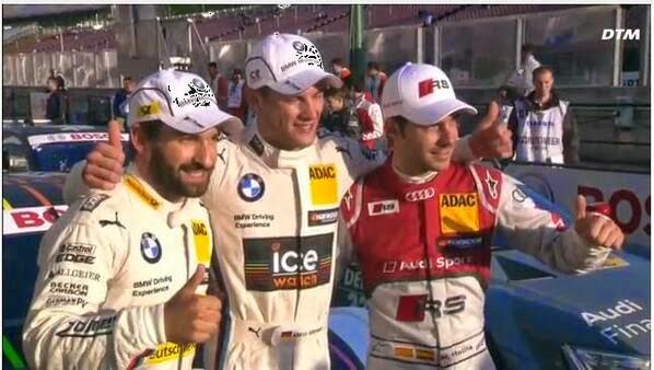 DTM Hungría--Wittmann se lleva la pole