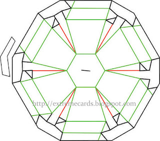 acorn box template
