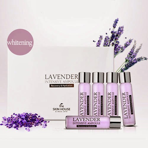 The Skin House Lavender Intensive Ampoule