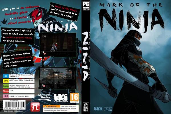 mark of the ninja pc full español portada