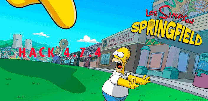 Los Simpson 4.7.4 Trucos (Dinero / Donuts / XP / Tickets Infinitos)