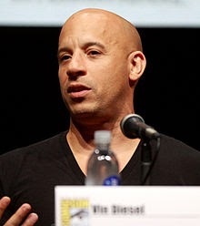 "FACT: Vin Diesel is an anagram of ""I END LIVES"""