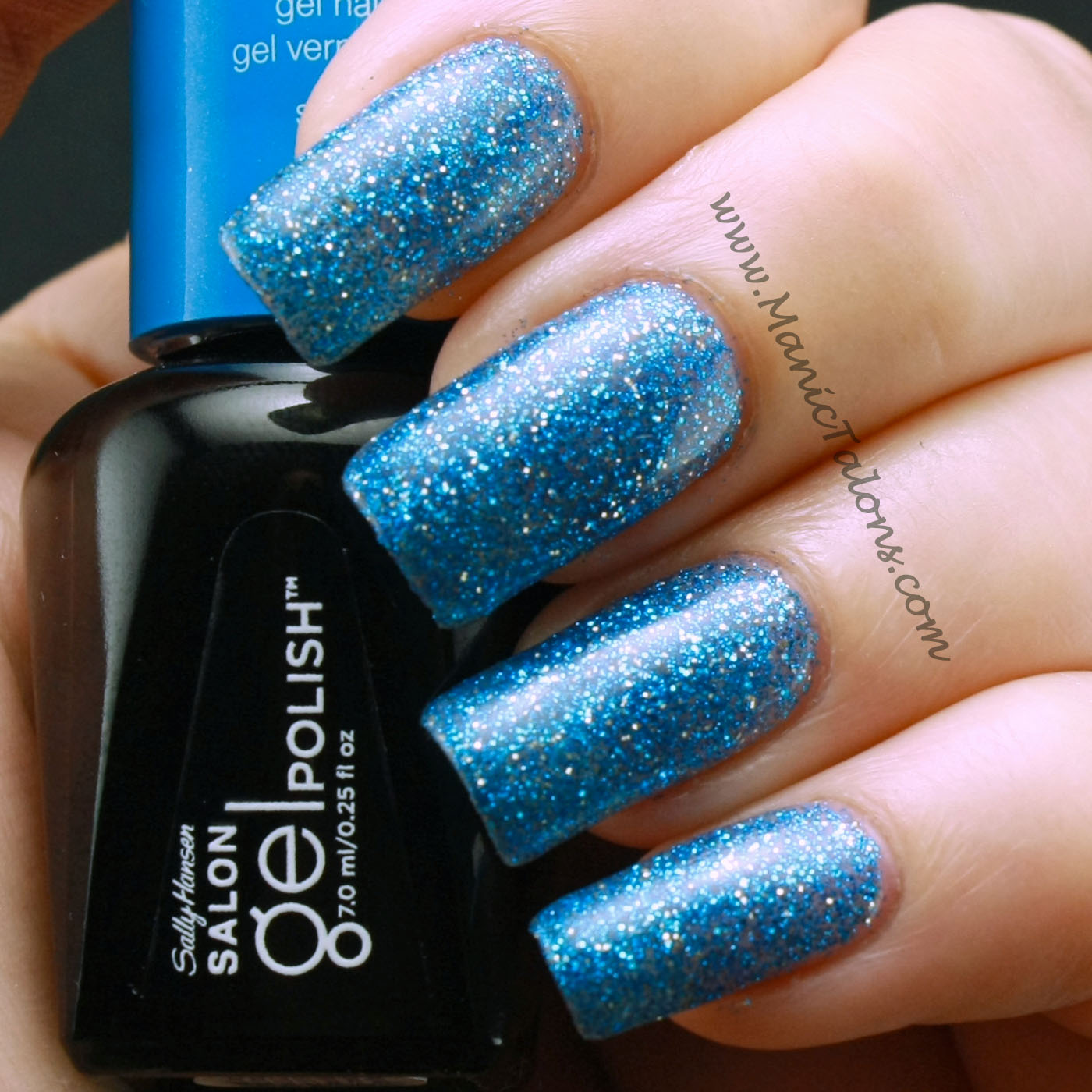 Manic Talons Nail Design: Sally Hansen Gel Color Limited Edition ...