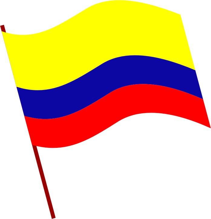 La Bandera De Colombia