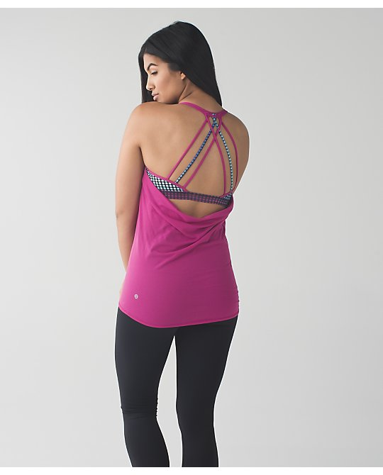 lululemon lighten-up-tank-raspberry