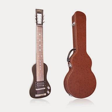 Guitarra Eléctrica Hawaiana