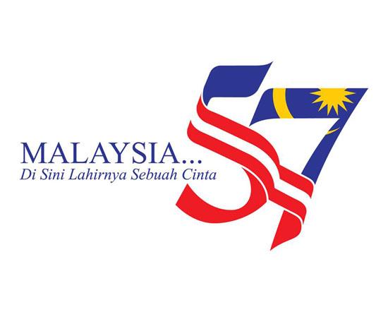 Selamat Menyambut Hari Kemerdekaan Ke 57 Malaysia