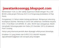 Jawatan Kosong Petronas Pengerang