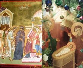Τα Εισόδια της Θεοτόκου είναι η εορτή της εισόδου μας στα Χριστούγεννα