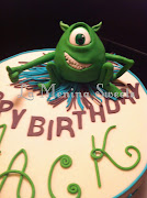 Monster's Inc. Inspired Birthday