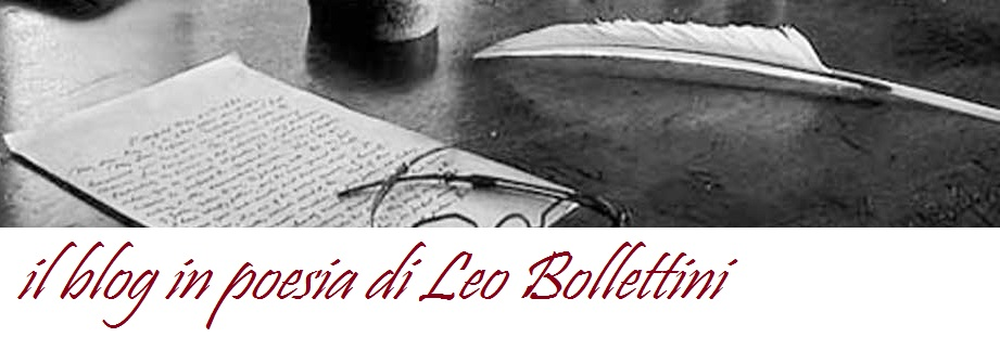 leo bollettini BLOG-ARTandPoetry (ARTE e Poesia)
